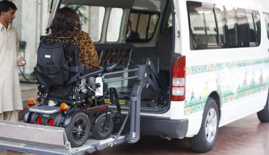 Accessible Transportation for Women with Disabilities